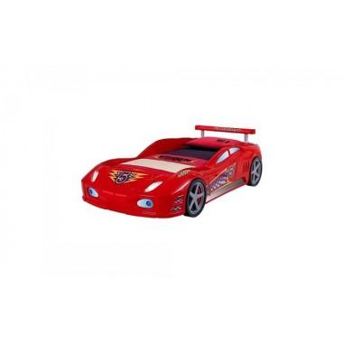 Κρεβάτι-Αυτοκίνητο Μονό Racing