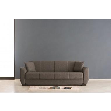 Τριθέσιος Καναπές Κρεβάτι-Μπαούλο Nuovo