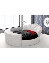 Στρογγυλό κρεβάτι Kardeken