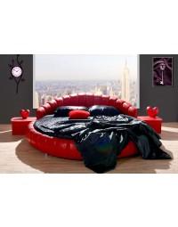 Στρογγυλό κρεβάτι Zara