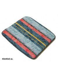 Καθισμα (Ποικιλια Χρωματων) Τετραγωνο