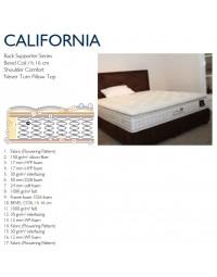 Στρώμα California S A