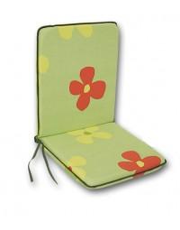 Καθισμα (Ποικιλια Χρωματων) Διπλο Μεγαλη Πλατη
