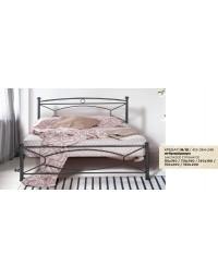 Κρεβάτι μεταλλικό  Νο19