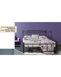 Κρεβάτι μεταλλικό  Νο22