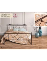 Κρεβάτι μεταλλικό  Νο22Β