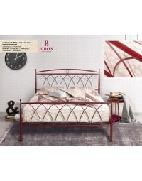 Κρεβάτι μεταλλικό  Νο23Β