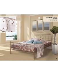 Κρεβάτι μεταλλικό  Νο24Β