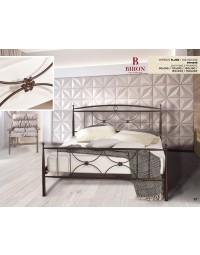 Κρεβάτι μεταλλικό  Νο26Β