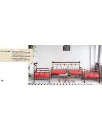 Πολυθρόνα μεταλλική Νο34