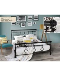 Κρεβάτι μεταλλικό  Νο74